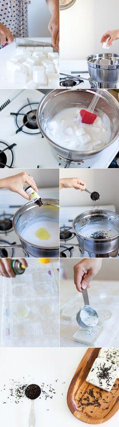 Easy DIY Soap