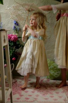 Ok this is fabulous color too - Marie Antoniette style in cream