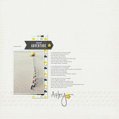 Jippo | 1 photo + minimal + journaling | Maritime One Little Bird