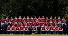 Lions squad 2013