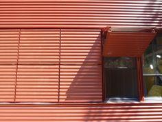 A closer look Solar Shades, International School, House Projects, Facades, Closer, Sydney, German, Doors, Group