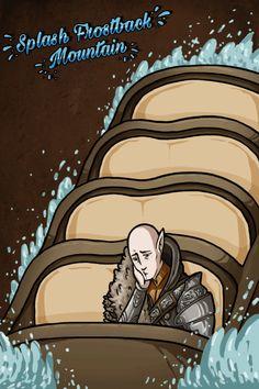 Splash Frostback Mountain - the DLC we all need! // omg it got better