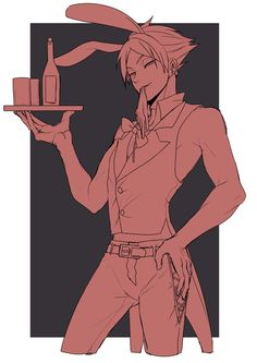 Haikyuu Funny, Haikyuu Fanart, Haikyuu Anime, Maid Outfit Anime, Anime Maid, Hot Anime Boy, Cute Anime Guys, Manga Art, Manga Anime