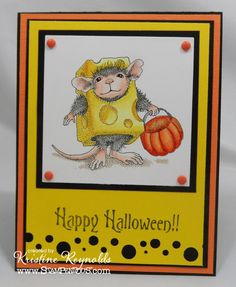 Stamping & Scrapping in California: House-Mouse Designs® Halloween Week!