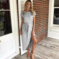 Asymmetrical Half Wrap Dress – Slim Wallet Company