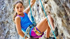 11-year-old Brooke Raboutou is a rock climbing phenom who regularly breaks world records on elite bouldering and sport climbs once thought impossible for someone her age. With two former world champion climbers for parents and coaches, Brooke's pedigree is unmatched. Now she has set her sights on pushing both herself and the climbing world to even greater heights.