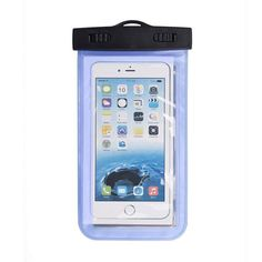 Suppion Universal Waterproof Pouch For iPhone 6/6 Plus Cell Phones Free shipping Wholesale