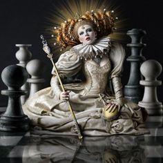 Alexia Sinclair – The Regal Twelve: Elizabeth I (The Virgin Queen)