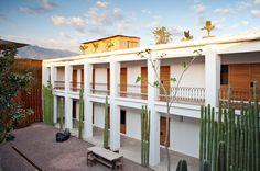 Hotel Azul Oaxaca. Photo Arturo Zavala Haag