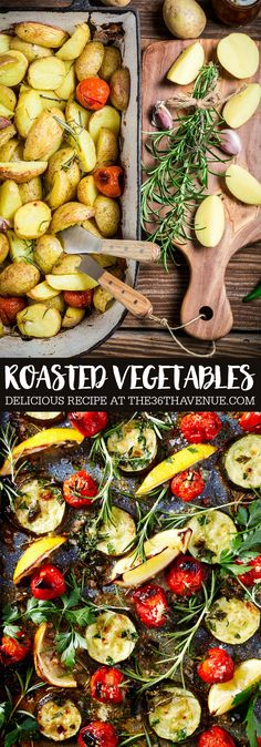 Roasted Vegetable Re