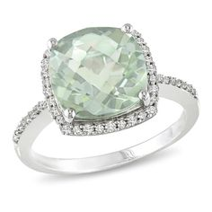 another lovely <3 Green Amethyst omg!