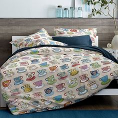 Good Morning Flannel Sheets & Bedding | The Company Store