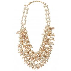 Stella & Dot Sofia Pearl Bib Necklace $118  It is low in stock and soon it will be vintage! This is literally the necklace that made me fall in love with stella & dot!  Www.stelladot.com/angelynhorrell