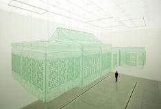 Do Ho Suh: Perfect Home Installation view 21st Century Museum, Kanazawa, Japan November 23, 2012 – March 17, 2013