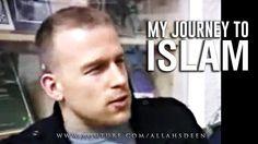 New Revert to Islam: German Muslim Tells How He Revert to Islam