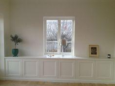 Ikea Design, Lounge, Shelves, Diy Crafts, Windows, Living Room, Home Decor, Sideboard, Tv