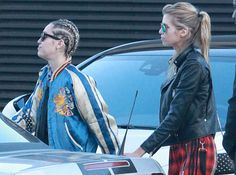 Miley Cyrus and Stella Maxwell kiss and hold hands on dinner date: See PDA Photos
