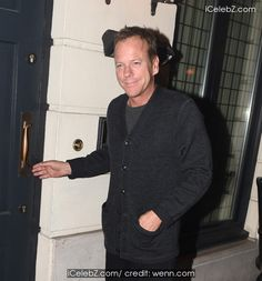 Kiefer Sutherland seen leaving Little House restaurant in Mayfair http://www.icelebz.com/events/kiefer_sutherland_seen_leaving_little_house_restaurant_in_mayfair/photo2.html