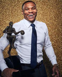 Russell Westbrook, OKC Thunder, NBA MVP 2016/17
