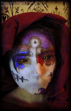 Fable Jack of Blades Make up by FinstereFrau.deviantart.com on @deviantART