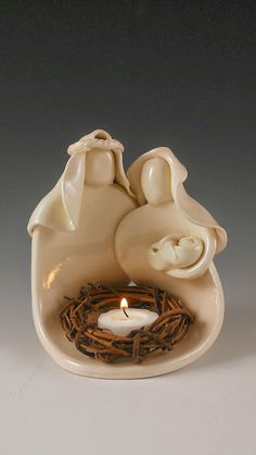 Nativity™ Quirk-n-Bach Pottery