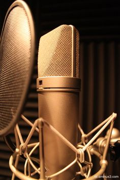 You have a Neumann U87 Mic - no need to oversing!