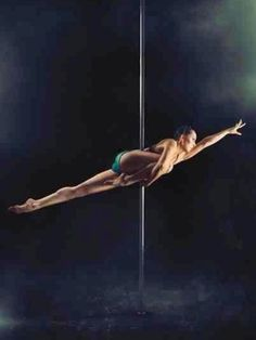Pole Dance Moves, Pole Dance Fitness, Pool Dance, Yoga Fitness, Dance Poses, Pole Dancing, Aerial Acrobatics, Aerial Dance, Aerial Silks