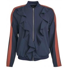 Absolutly love the color combo on the Mayka Bomber Jacket. Designers Remix - Danish design