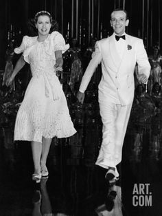 Broadway Melody Of 1940, Eleanor Powell, Fred Astaire, 1940 Premium Poster at Art.com