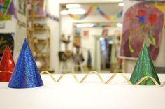 Birthday party at Fine art studio Malování kreslení z.s. Let's celebrate! :)