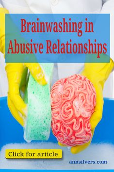 Brainwashing in abusive relationships post.  Sometimes your romantic or life partner's behavior feels like the torture techniques used by mortal enemies.   Click the pic to read more, including: What is brainwashing | Brainwashing in relationships and war | How brainwashing keeps you trapped in bad relationships . . .  #emotionalabuse #domesticviolenceawareness #domesticviolence  #partnerabuse #mentalhealth #menshealth #relationships #partnerabuse