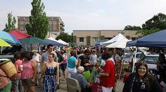 Lawrence Farmer's Market