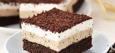 Czech Recipes, Ethnic Recipes, G 1, Sweet Desserts, Vanilla Cake, Baked Goods, Tiramisu, Cheesecake, Food And Drink