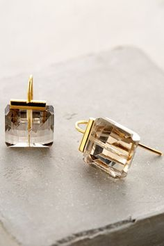 Cut Crystal Drops - anthropologie.com