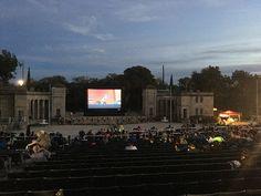 Historic Sunken Gardens Theater, San Antonio