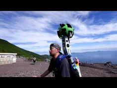富士山をストリートビューする / Google Maps Street View of Mount Fuji - YouTube