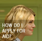 The Free Application for Federal Student Aid is a form that all families, regardless of income, should fill out to be eligible for need based aid in the form of grants, work-study, and loans. This is the official gov. site for the FAFSA and will help you navigate all the financial facets of attending college. This is a MUST read.