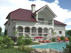 Загородный дом в Праге, Чехии.  Архитектор Рихтер Ирина  INSIDE-STUDIO Prague