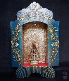 Oratório decorado