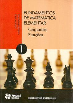 IEZZI, Gelson; MURAKAMI, Carlos. Fundamentos de matemática elementar: volume 1: conjuntos e funções. 9 ed. São Paulo: Atual, 2013. v. 1. 410 p. il.; 21cm. ISBN 9788535716801.  Palavras-chave: MATEMATICA/Ensino médio; MATEMATICA/Vestibular.  CDU 510.2 / I22f / v. 1 / 9 ed. / 2013
