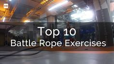 <p>London's Best German Personal Trainer shows Top 10 Battle Rope Exercises | Good 4 Fight Workout | #Fitfam #Fitness Marc will show you in this video his personal Top 10 battle rope exercises you can do in a gym or…</p>
