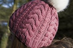Ravelry: Cable Hat pattern by Dora Stephensen