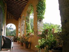 Balcony - somewhere in Italy..