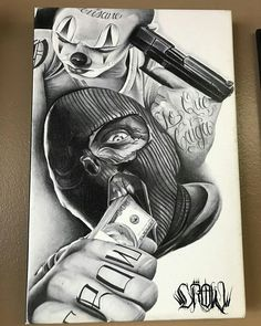 Photo shared by mexicanstyle_art on April 2018 tagging Chicano Tattoos Sleeve, Chicano Style Tattoo, Forearm Sleeve Tattoos, Tattoo Design Drawings, Tattoo Sleeve Designs, Tattoo Sketches, Lettrage Chicano, Chicano Drawings, Gangster Tattoos