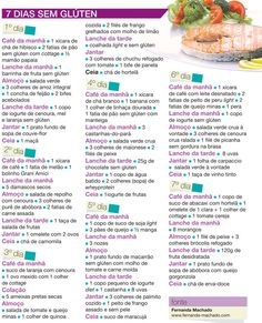 Cardapio dieta metabolica mauro di pasquale