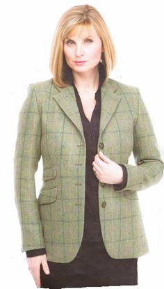 Abigail Harris Tweed Jacket | Harris tweed jacket, Harris tweed ...