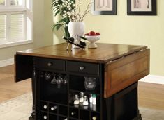Coaster 102270-CO Furniture Piece, Cherry Black