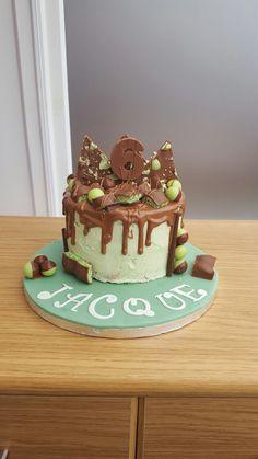 Mint overload cake