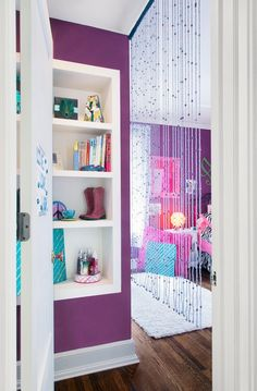 Below are some amazing examples of ways that you can use beaded door curtains in your home. The only limit is your imagination! 1. Use to Partition Rooms Into Zones Eclectic Bedroom 2. Use instead ...