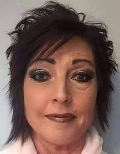 WOW! Check her out!! Instantly Ageless on one side, bet you cant guess which one! Amazing!! I love our products soooo much!! #wrinklemagic